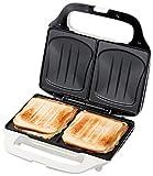 Domo DO-9056C DO9056C Sandwichmaker XL, 900 W, weiß