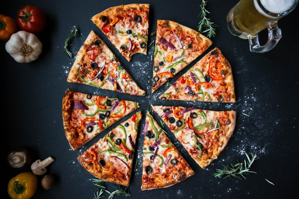 Pizzastein Pizza Pizzaofen Zutaten