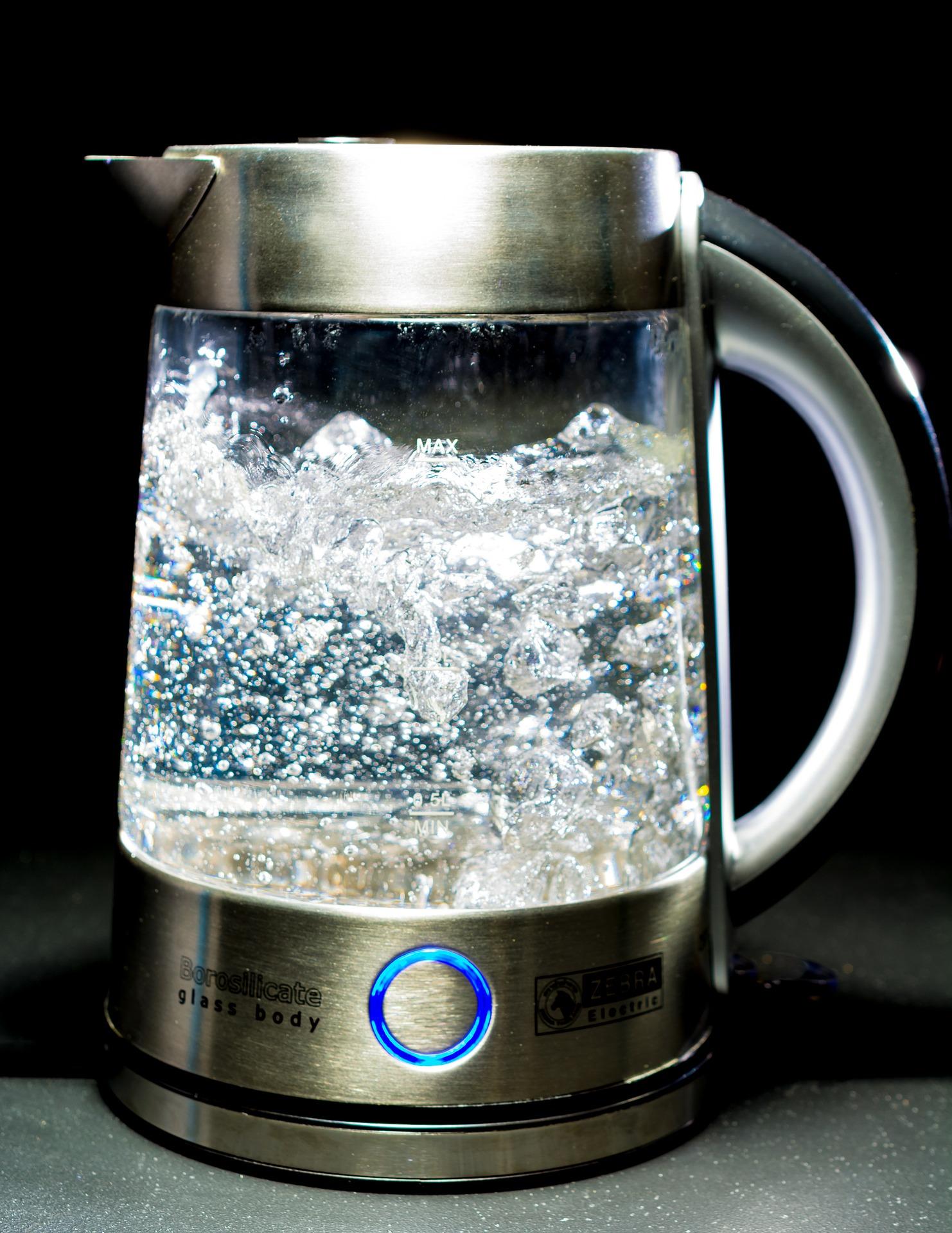Glaswasserkocher Test