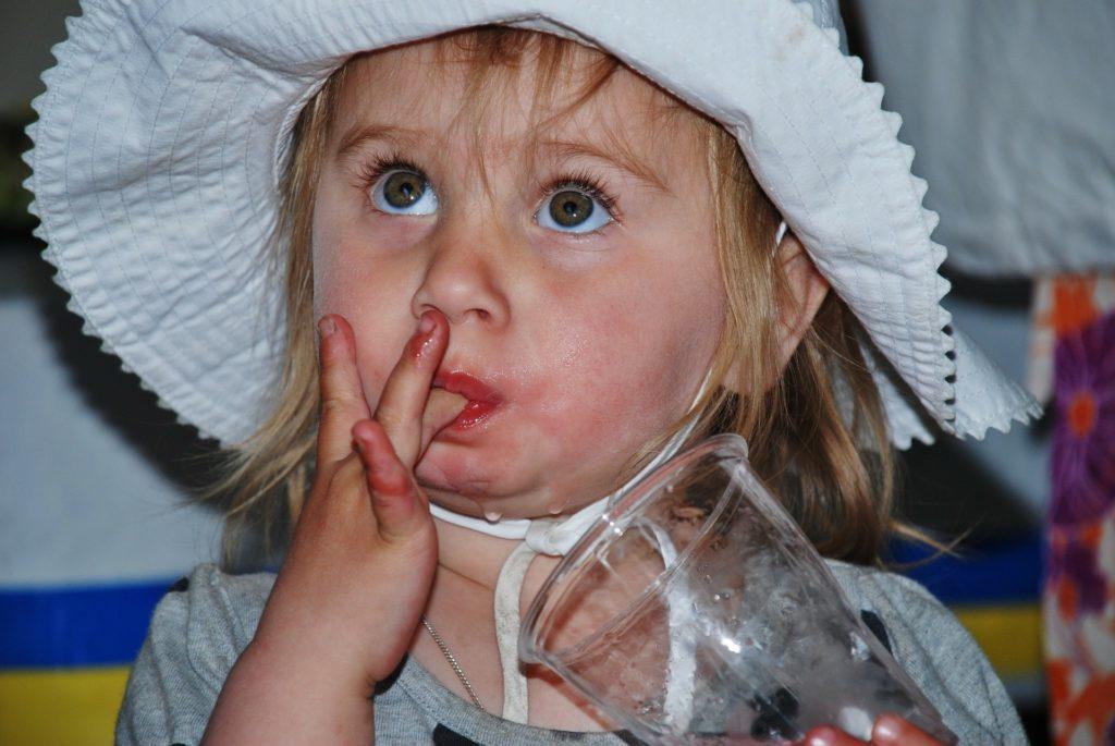 Gefriertruhe Kindersicherung