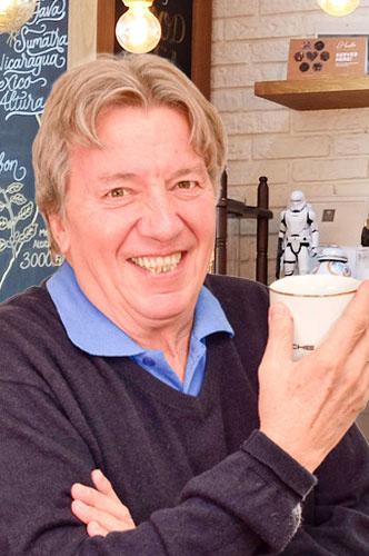 Norbert der Kaffee-Experte